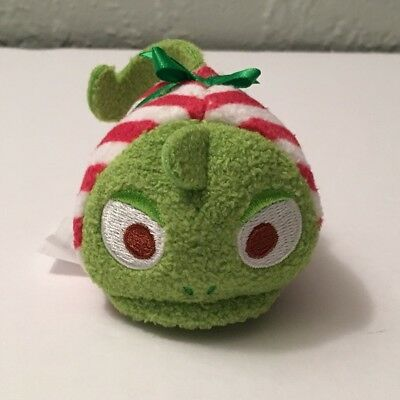 "Disney Store CHRISTMAS 2016 Advent Calendar PASCAL TSUM TSUM 3.5"" Mini Plush"