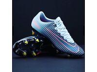Nike Mercurial Vapor Size 8.5 - BRAND NEW & UNUSED