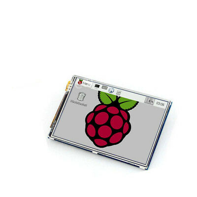 Latest 3.5 800x480 Ips Lcd Touch Screen Display Usb Hdmi For Raspberry Pi
