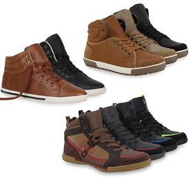 Herren Sneakers Schnürer-Boots versch. Modelle