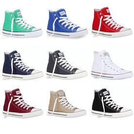 Herren & Damen Sneakers versch. Farben
