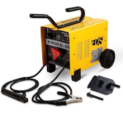 Welder Welding Machine Portable With Wheels 110v220v Arc 250 Amp