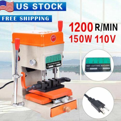 110V Key Cut Engrave Machine