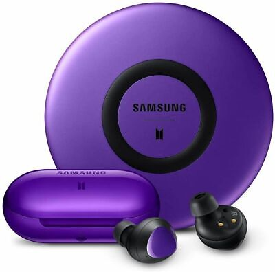 Samsung Galaxy Buds+ Plus BTS Edition | Wireless Charger Included - Korean Ver.