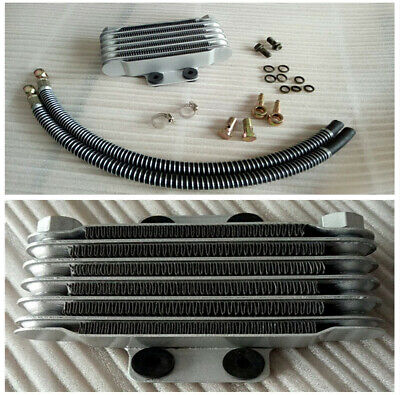 DURABLE OIL COOLER RADIATOR HIGH PERFORMANCE REFIT ACCESSORIES FOR MOT