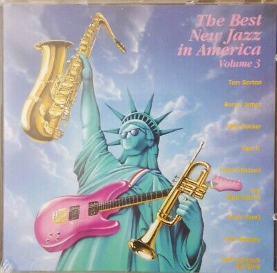The Best New Jazz in America  -  Volume 3 RARE New Unopened Audiophile