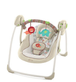 Baby music and Motion swing