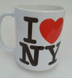 I Love New York Gift Mug