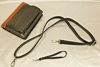Franklin Quest Covey Pocket Planner 78- Rings Leather Binder W Pocket Zip