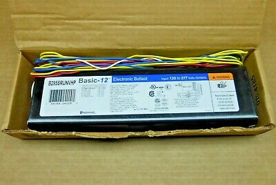 2 2 Power Lighting Products Ballast F40T12//RS, 34W-4FT-T12 Val-Miser 8G1034W,