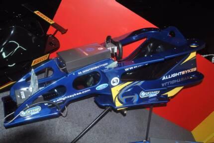 Hyper Stimulator GP Racer Racing Simulator