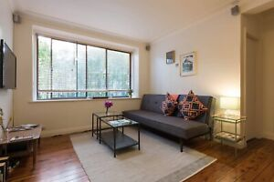 BEAUTIFUL 1 BEDROOM APT IN THE HEART OF POTTS POINT