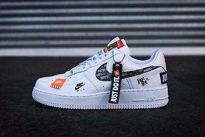 """NES Mens Sneaker Athletic NEW WITH BOX!!! """"Just do it """"Air Force 1 Low  ()"""