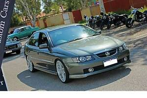 2004 Holden VY Calais LS1 Series II HBD Perth Perth City Area Preview