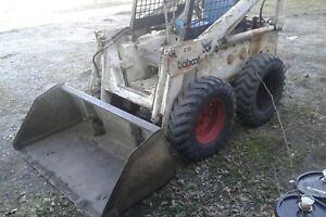 Bobcat  610 skid steer loader