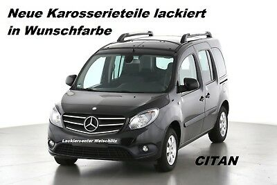 Mercedes Citan 13->> STOßSTANGE/STOßFÄNGER HINTEN NEU LACKIERT IN WUNSCHFARBE