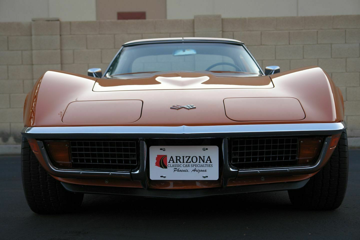 1972 Orange Chevrolet Corvette   | C3 Corvette Photo 10