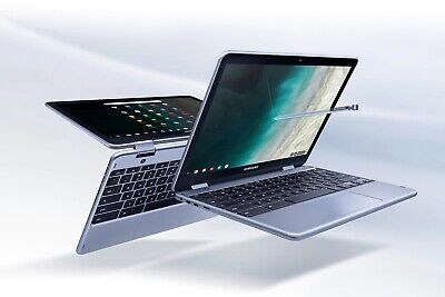 Samsung Touchscreen 12.2in Chromebook Plus 2-in-1 4GB RAM 32GB eMMC Chrome OS
