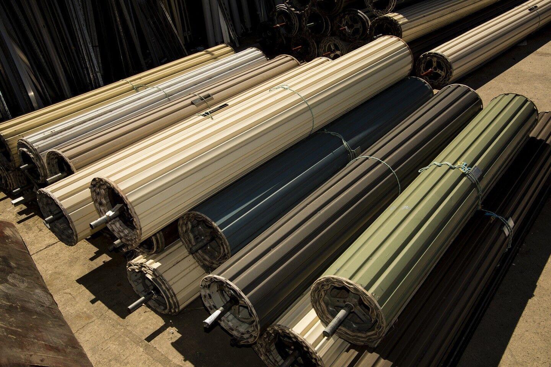 B Amp D Colorbond Steel Garage Roller Door Made To Order Or