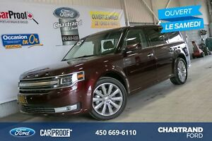 FORD FLEX 2018 Limited AWD - Maron