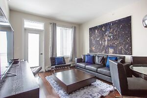Available Immediately!  New Fully Furnished Condo