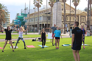 FREE Bootcamp Open Week Adelaide CBD Adelaide City Preview
