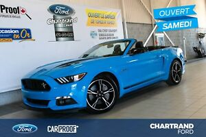 Ford Mustang Cabriolet - Convertible GT California Special
