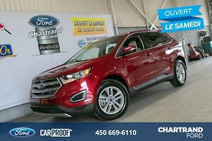 Ford Edge 4 portes SEL, Traction intégrale