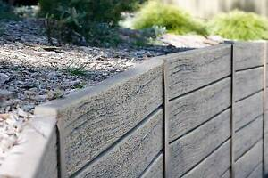 Concrete Retaining Wall sleepers Cardiff Lake Macquarie Area Preview