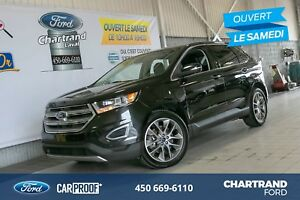 Ford Edge 4 portes Titanium, Traction int?grale