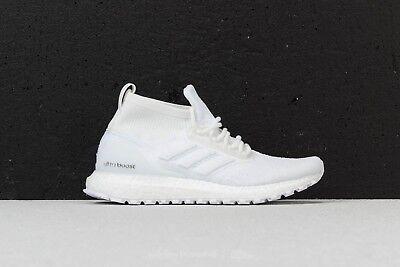 Adidas UltraBoost m White Blue Gr Herren Sneakers 40 41 13