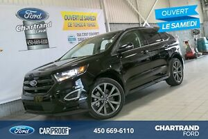 Ford Edge Sport 4 portes Traction intégrale