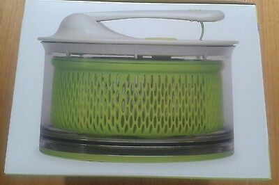 chef'n Salatschleuder salad spinner small