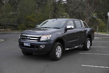 2013 Ford Ranger Ute Briar Hill Banyule Area Preview