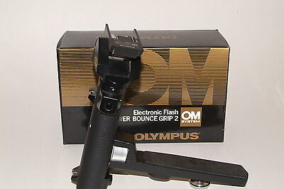 Olympus flash power grip bounce grip 2