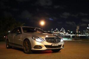 2014 Mercedes-benz E200  7 Sp Automatic 4d Sedan