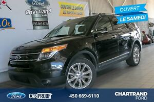 Ford Explorer 4 RM, Limited, Noir