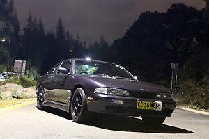 Nissan S14 Zenki Gladesville Ryde Area Preview