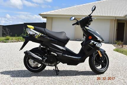 TGB Bullet 150cc Scooter