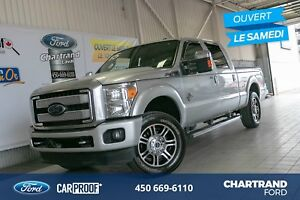Ford Super Duty F-250 SRW 4 RM, Cabine multiplaces 156 po, King