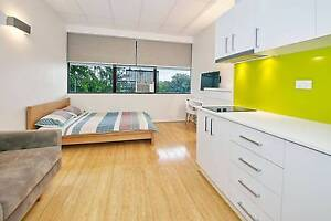 Fully Furnished City Studio Apartment Including All Bills Spring Hill Brisbane North East Preview