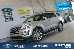 Ford Explorer 4 RM, 4 portes, Limited