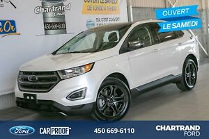 Ford Edge SEL - AWD Blanc