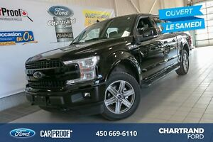 Ford F-150 XL cabine SuperCrew 4RM série Lariat