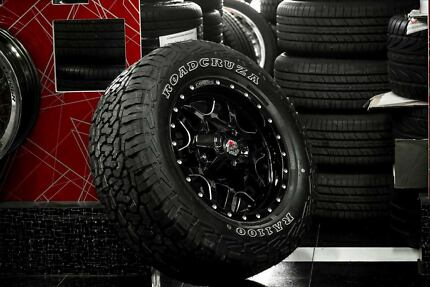 BRAND NEW 4X4, SUV, VAN TYRES ON SPECIAL - FREE MOBILE FITTING