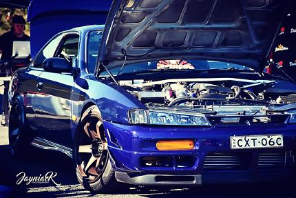 Nissan Silvia S14 Series 2 (P plate legal)