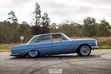 Bagged Mercedes 280se Raceview Ipswich City Preview