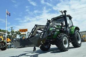 Brand New 2017 CDF 100hp Tractor Comes With 5 Year Parts Warranty Campbellfield Hume Area Preview