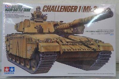 Tamiya 1/35 British MBT Challenger MK TAM35154