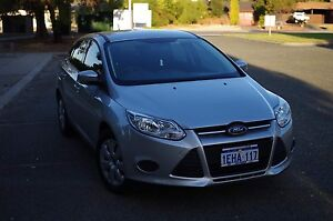 Ford Focus 2012 Ambiente Silver VERY LOW KMS Heathridge Joondalup Area Preview